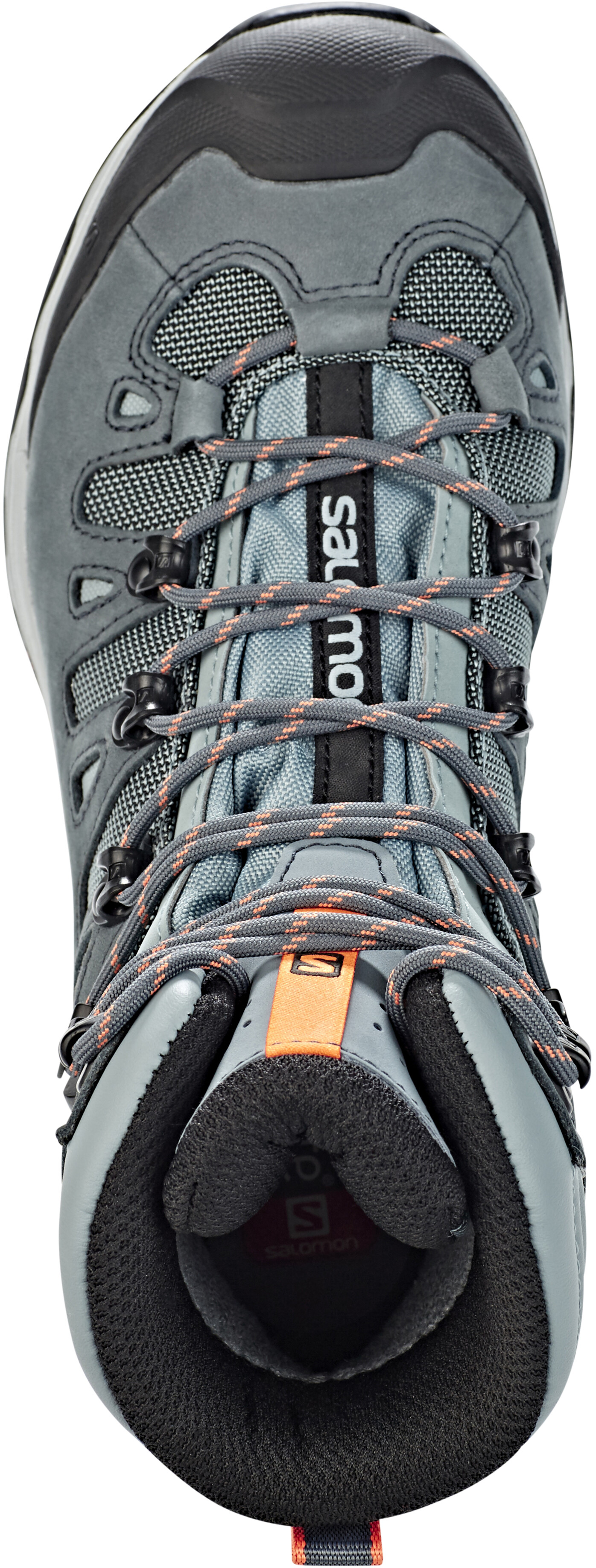 eedc7b827aa Salomon Quest 4D 3 GTX Schoenen Dames, lead/stormy weather/bird of paradise
